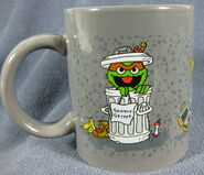 Sesame street general store mug oscar 1