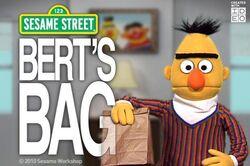 Bert's Bag 1