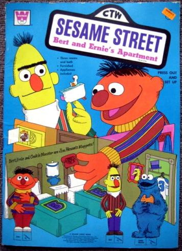 Bert And Ernie S Apartment Book