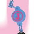 Sesame Street phone mascots (J-Straps)