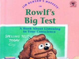 Rowlf's Big Test