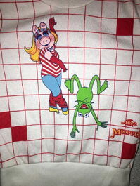 Muppet togs 1983 exercise shirt 2