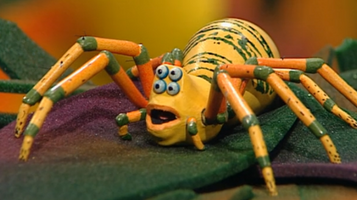Rudy the Spider