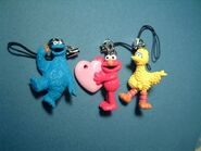 Sony scp mascot friends