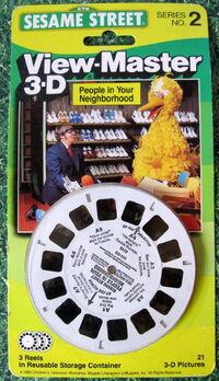 Sesame Street View-Master reels