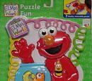 Elmo's World puzzles (Fisher-Price)