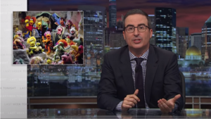 Last Week Tonight Fraggle Rock