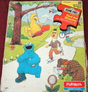 Playskool puzzle 1983 find the mistakes