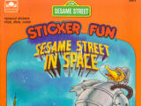 Sesame Street in Space