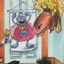 Super Grover Muppet Wiki Fandom
