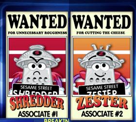 Zestershredder