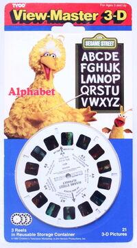 Alphabet reissue vmaster