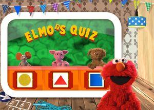 Elmo-quiz