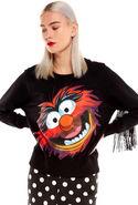 Essentiel antwerp animal sweatshirt