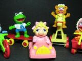 Muppet Babies Happy Meal toys (1987)