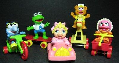 Muppet Babies Happy Meal toys (1987) | Muppet Wiki | FANDOM