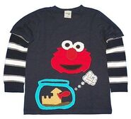 Morfs elmo loves you shirt 2015