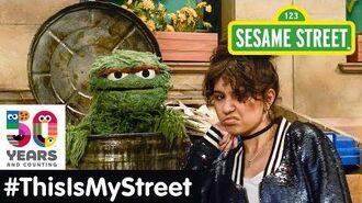 Sesame Street Memory Alessia Cara