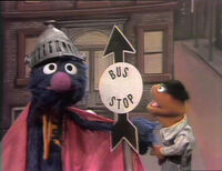 SuperGrover BusStop