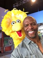 Terry Crews - Sesame50