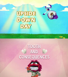Upside Down Day - Tooth and Consequences