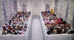 The Muppets Take Manhattan Wedding Seating Chart