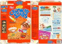 Croonchy Stars box - crazy recipes