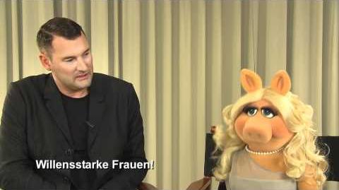 Die Muppets - Miss Piggy bei Michalsky