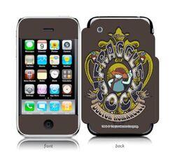 Fraggle Rock iPhone Skin 3