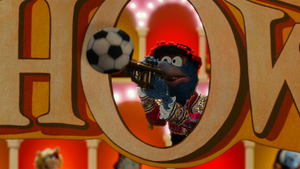 MMW Gonzo soccer ball