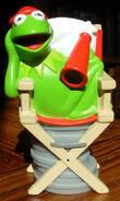 Muppetvision 3D pvc figure set kermit