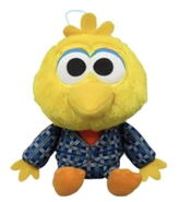 Shinee plush 1 big bird