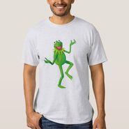 Zazzle 2 kermit dancing shirt