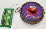 Accessory elmo coin purse