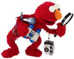 Elmo Magnifying Glass
