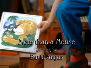 MorethanaMouse titlecard