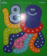 Playskool1973Octopus10pcs