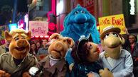 TheMuppets-(2011)-Finale-Link&Julius&Thog&Wanda&Wayne