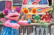 Universal studios singapore abby's fairy garden 2