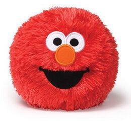 Elmo giggle ball 2