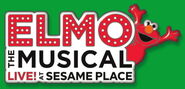 Elmo the Musical collection pin