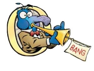 Gonzo comic O