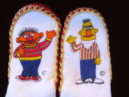 Jc penneys bert ernie slippers 2