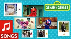 Sesame Street Heroes in Your Neighborhood Song CaringForEachOther