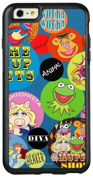 Zazzle muppets circle graphic