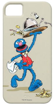 Zazzle vintage grover the waiter