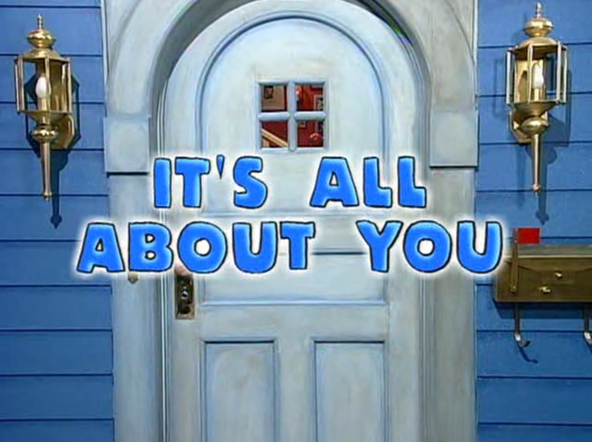 Episode 307: It's All About You | Muppet Wiki | FANDOM