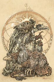 Beneath the Dark Crystal 04 cover David Petersen