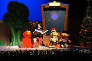 Kerst-in-Sesamstraat-in-het-theater