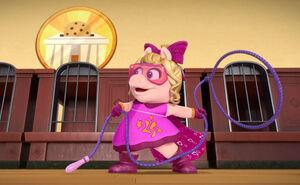MB2018-214 Piggy lasso